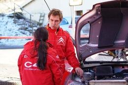 WRC : Atkinson teste en rouge. La surprise ?