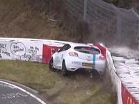 Nürburgring : la poutreuse s'est poutrée ce week-end