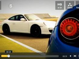 Fifth Gear : Lotus Evora S vs Porsche 911, l'outsider contre la référence