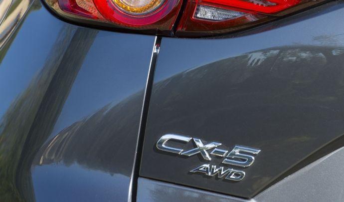 Mazda relance la série spéciale Signature sur le CX-5