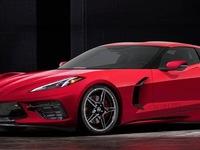 La Corvette C8 imaginée avec un moteur avant