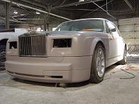Le Phantom de la Silver Spur