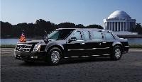 Barack Obama: sa nouvelle limousine