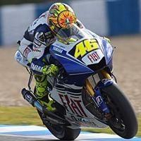 Moto GP - Chine D.1: Rossi est heureux