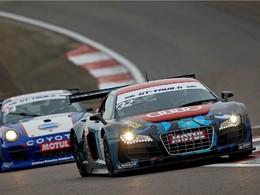 Le GT Tour/Dijon - 1ère victoire d'Audi France. Derlot et Tonelli (Mercedes) confirment...
