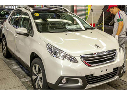 La production brésilienne du crossover Peugeot 2008 est lancée