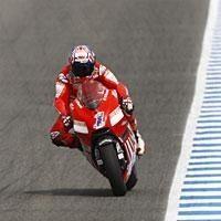 Moto GP - Chine D.1: Stoner reprend confiance