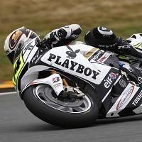 Moto GP - Allemagne D.2: Randy ne sera pas à 100%