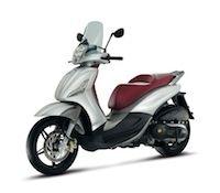Nouveauté scooter 2012 : Piaggio Beverly Sport Touring 350 cm3