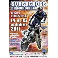 Supercross de Marseille 2011 : Xavier Boog s'impose devant Soubeyras