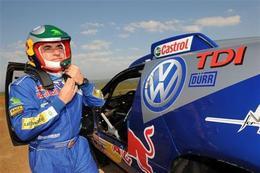 Dakar 2009 Etape 12 : rebondissement en tête, Sainz se sort et abandonne !