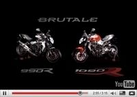 Vidéos Moto : MV Agusta Brutale 990R et 1090R 2010, film promotionnel