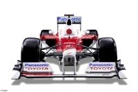 F1 - Toyota : présentation de la TF109 : elle doit vaincre