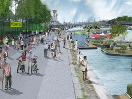 Voies sur berges piétonnes à Paris: le dossier réouvert