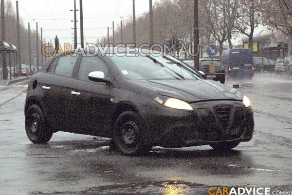 Future Alfa Romeo 149 : ah Bravo !
