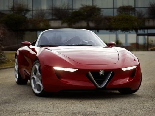 Future Alfa Romeo Spider: appelons-la Duetto!