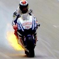 Moto GP - Allemagne D.2: Avec Lorenzo ça casse et ça passe