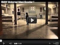 Le maxi-scooter BMW Motorrad sera dévoilé à Milan