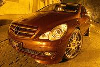 Mercedes Classe R by Inden Design: beau bébé