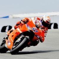 Moto GP - Allemagne D.2: Stoner rate la pole d'un souffle à cause d'une Tornade Texane
