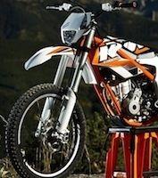 KTM: la Freeride 350 attend Milan pour se dévoiler