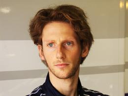 Romain Grosjean de retour au volant d'une monoplace!