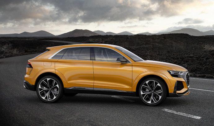 Audi annonce l'arrivée d'une GT quatre portes — Véhicule électrique