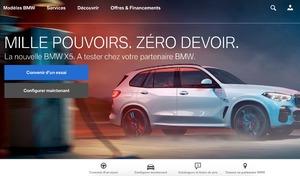 Le slogan BMW qui agace les élus suisses