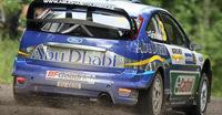 Rallye de Finlande 1ere étape: Ford très fort