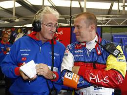Olivier Panis en championnat du monde GT1!