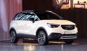 opel crossland x essais fiabilit avis photos vid os. Black Bedroom Furniture Sets. Home Design Ideas
