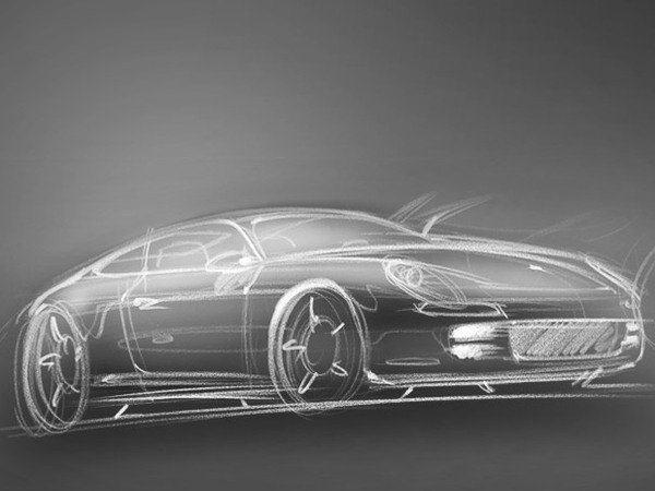 Est-ce la future Porsche 928?