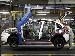 Production automobile : la France devant le Royaume-Uni en 2014