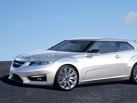 Future Saab 93: retour vers le futur