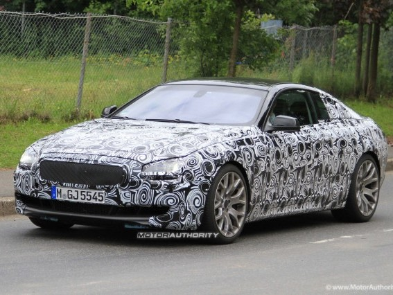 La future BMW M6 de sortie