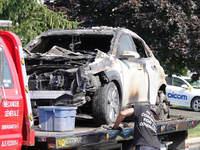 UneHyundai Kona EV explose dans un garage sans raison