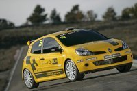 Renault Clio III Cup
