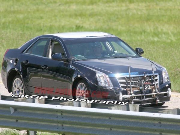 La future Cadillac ATS a tout d'une grande. Ou presque...