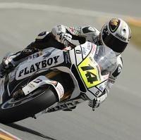 Moto GP - Allemagne D.3: Drapeau Rouge, Randy De Puniet impliqué
