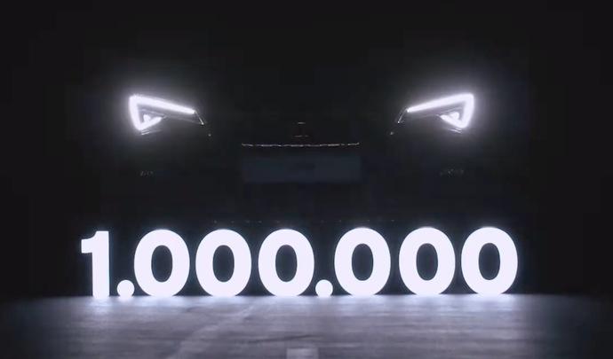 Seat fête 1 million de Leon 3 vendues depuis 2012