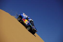 Dakar 2009 Etape 12 : De Villiers fait coup double