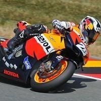 Moto GP - Allemagne D.3: Pedrosa au paradis, De Puniet en enfer