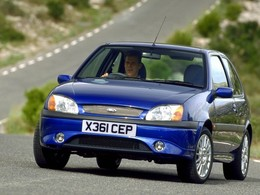 La p'tite sportive du lundi: Ford Fiesta MkIV Zetec-S