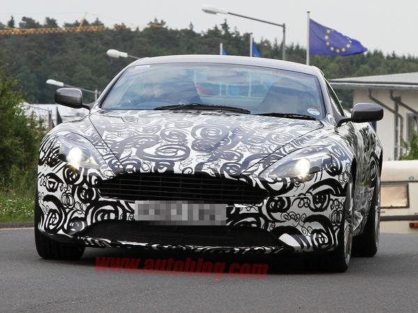 L'Aston Martin DBS va se refaire une beauté