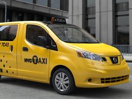 (Minuit chicanes) La ville de New York pouvait-elle opter pour autre chose qu'une camionnette comme nouveau taxi?