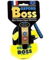 Oxford: le Boss est en charge de votre sécurité