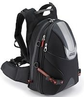 Givi T487: sac à dos à la mode kangourou