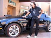 La Mustang d'Alice Coopers à vendre sur Ebay!!
