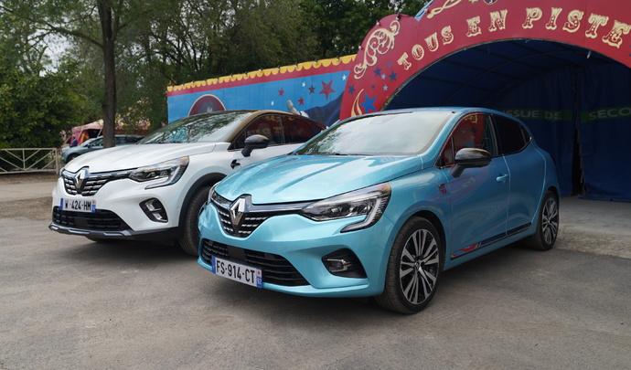 Les françaises hybrides : mieux vaut tard que jamais – Salon Caradisiac Électrique/Hybride 2021