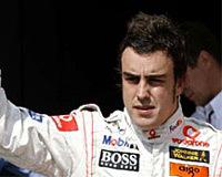 F1 Hongrie: Alonso rétrogradé de 5 places !!